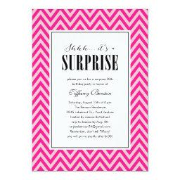 Pink Surprise Party  for Women