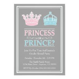 Princess Or Prince Gender Reveal Party