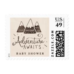 Rustic Adventure Themed  Postage