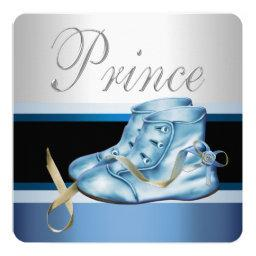 Silver and Blue Prince