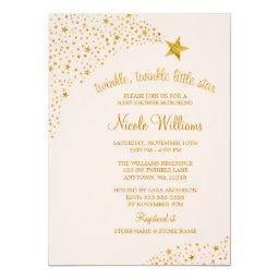 Twinkle Little Shooting Star Pink Gold