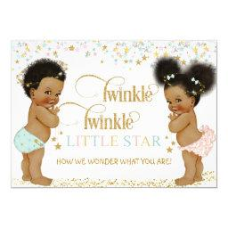 Twinkle Little Star Ethnic Baby Gender Neutral