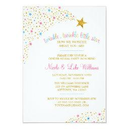 Twinkle Little Star Gender Reveal