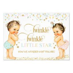 Twinkle Little Star Vintage Baby Gender Neutral