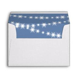 Twinkle Twinkle Little Star Envelope (blue)