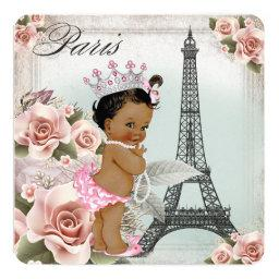 Vintage Ethnic Princess Paris
