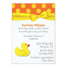 Whimsical Yellow Duck