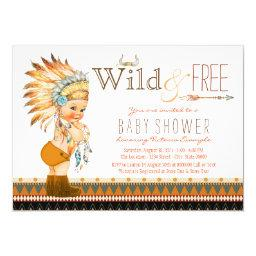 Wild and Free Boys Tribal Boho