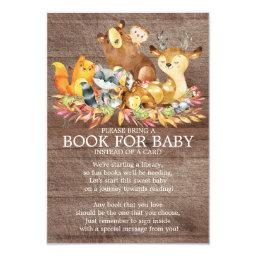 Woodland Animals Neutral  Book for Baby