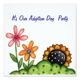 Adoption Day Party