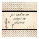Adoption Shower Invite