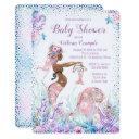 African American Mermaid Baby Shower