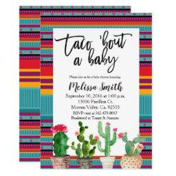 Baby Shower  Taco Bout Baby