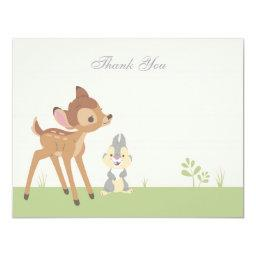 Bambi | Neutral  Thank You