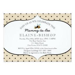 Bee Themed - Baby Shower  - Mommy to Bee