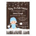 Boys Baby Its Cold Outside Winter Baby Shower