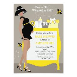 Bumble Bee Baby Shower  - African Ameri