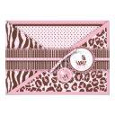 Cheetah Girl Invitation Invitations Pink C