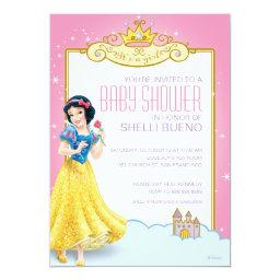 Disney Snow White It's a Girl Baby Shower