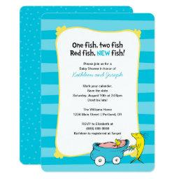 Fishing baby shower invitations babyshowerinvitations4u dr seuss one fish boy baby shower filmwisefo