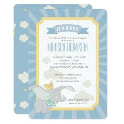 Dumbo | Boy Baby Shower