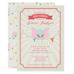 Dumbo | Girl Baby Shower