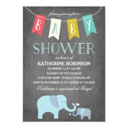 Elephant Baby | Baby Shower