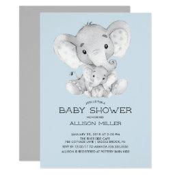 Elephant Boys baby Shower