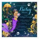Ethnic Mermaid Baby Shower