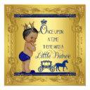 Ethnic Once Upon A Time Prince Baby Shower Invitation