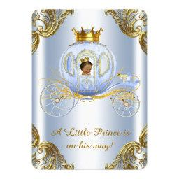Ethnic Prince Royal Carriage Prince Baby Shower