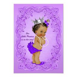 Ethnic Princess  Ornate Purple Frame