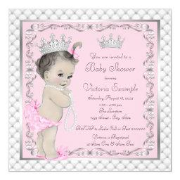 Fancy Princess Baby Shower