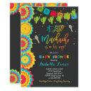 Fiesta Baby Shower Invitations Boy Fiesta Shower