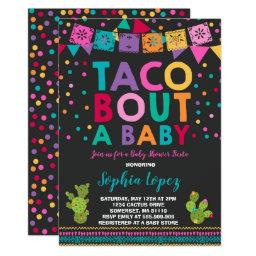 Fiesta Baby Shower  Taco Bout A Baby