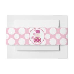 Garden Babies Turtles with Polka Dots Belly Band