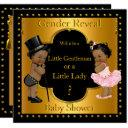 Gender Reveal Baby Shower Boy Or Girl Ethnic