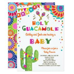 Fiesta Baby Shower Invitations Babyshowerinvitations4u