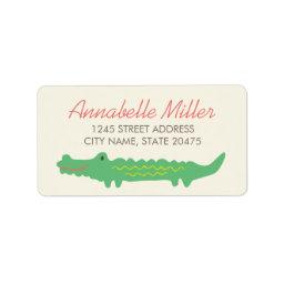 In the Jungle Return Address Labels