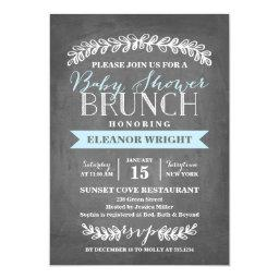 Laurel Brunch | Baby Shower