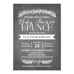Laurel Brunch White