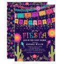 Let's Fiesta Baby Shower Invitations