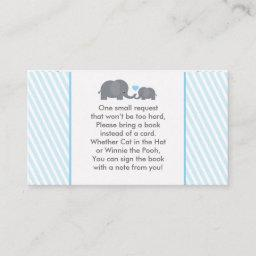 Little Peanut Book Request Invitations For Invite
