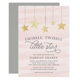 Little Star Baby Shower  | Blush