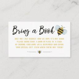 Mama To Bee Books For Baby Enclosure Card