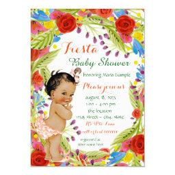 Mexican Fiesta Baby Girl Shower