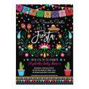 Mexican Fiesta Cinco De Mayo Baby Shower Invitation