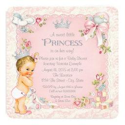 Once Upon A Time Little Princess Baby Shower