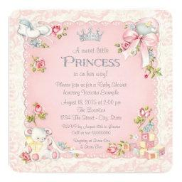 Once Upon A Time Princess Baby Shower
