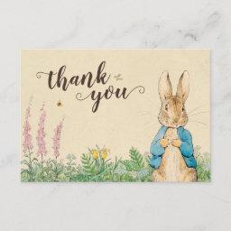Peter Rabbit | Boy  Thank You